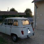 véhicule ancien vintage rétro collection dordogne
