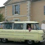 camper van vintage dordogne perigord sarlat périgueux bordeaux comer émilion