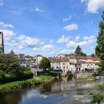 rivière canoé astier isle location vacance village patrimoine gite piscine