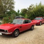 fiat dino mini toyota youngtimer vintage dordogne garage location